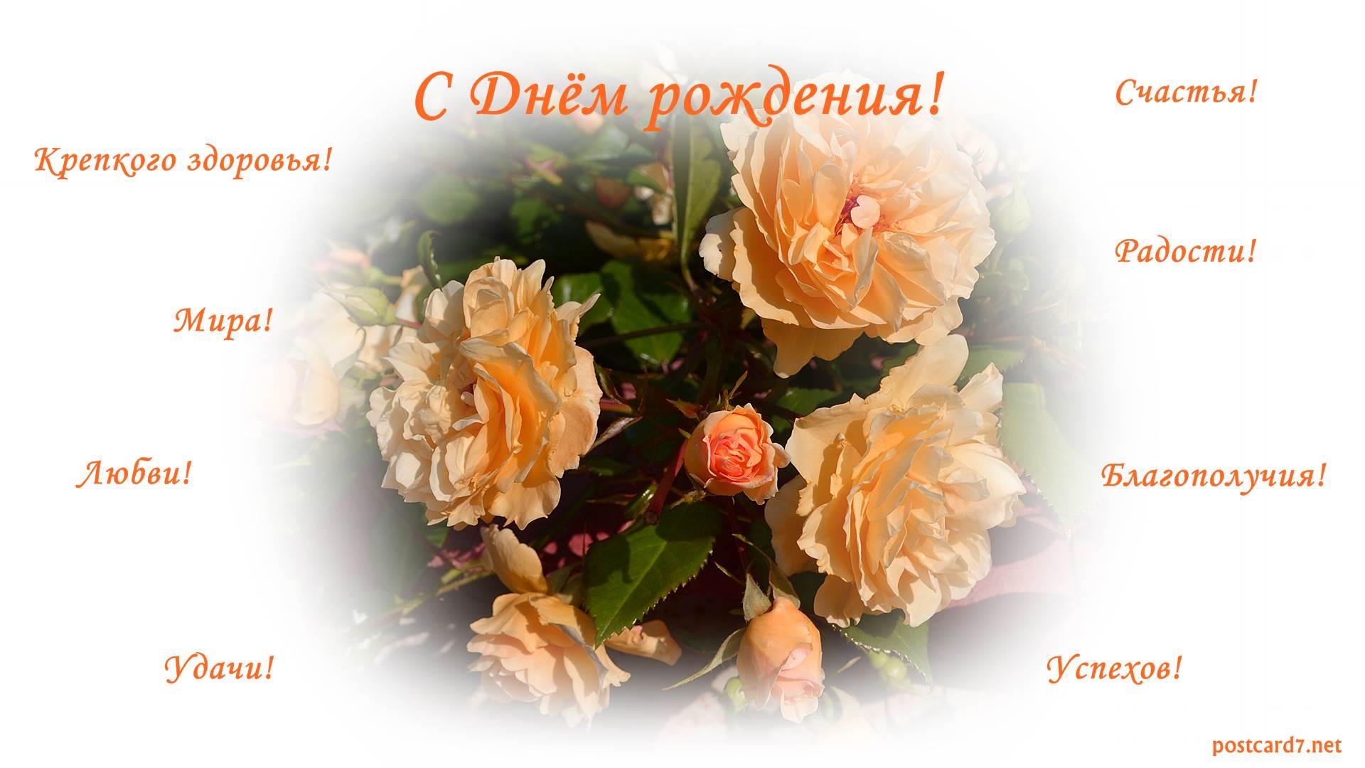 поздравления к букету из роз успех здоровье счастье